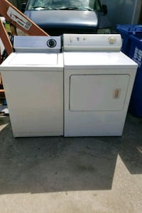 Washer and Dryer Set St. Petersburg