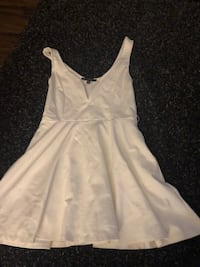 white spaghetti strap mini dress Surrey, V3S 3J4
