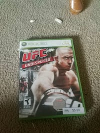 Xbox 360 UFC 2009 Waterloo, N2L 1W2