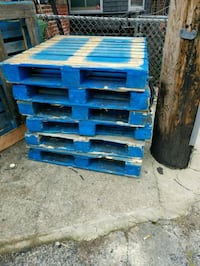 blue and gray metal tool chest Baltimore, 21218