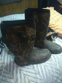 Water boots I think