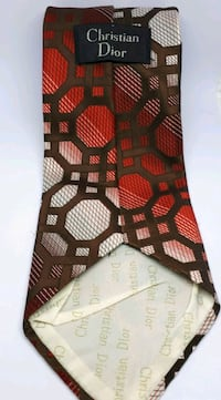 Vintage 70's Authentic Christian Dior  Neck Tie Winnipeg, R3T 2R3