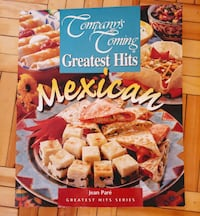 MEXICAN RECIPE BOOK at 10$ Ottawa, K1G 3P6