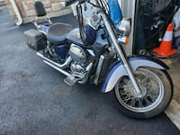 2001 Honda shadow ACE