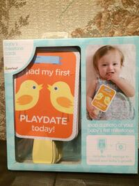 My First Milestones Photo Cards Surrey, V3T 5A1