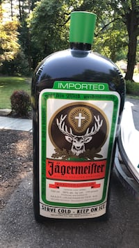 Jagermeister blow up over 5ft tall Germantown, 20874