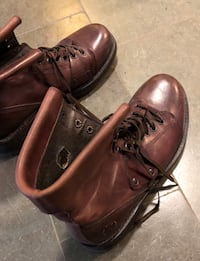 Quality Leather winter boot size 42 Uppsala, 754 29