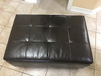 Ottomans,bar stools,hallway cabinet,leather/glass coffee table Mississauga, L5W 1J7