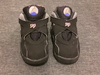 toddler's black Air Jordan 8 shoes Hyattsville, 20785
