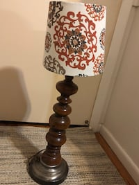 Vintage Tall Table Lamp Denver
