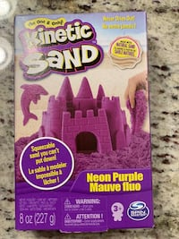 New box of kinetic sand Thompson's Station, 37179
