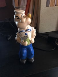 Popeye collectible Jersey City, 07306