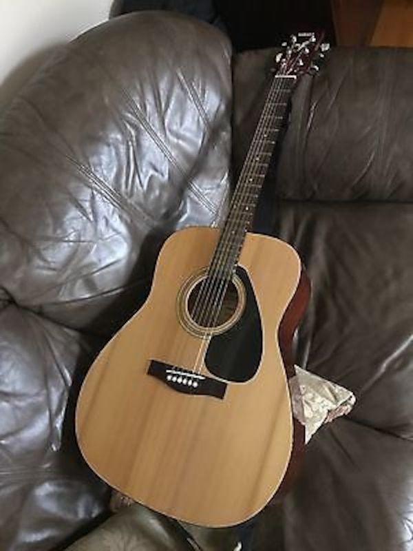 937b289f91a Used Yamaha F310 acoustic guitar perfect condition for sale in Long ...