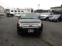 2014 FORD EXPLORER XLT Irvington