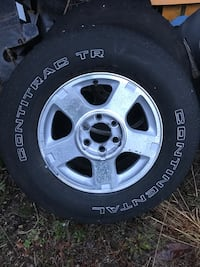 F150 wheel tires (set of 4) Bennettsville, 29512