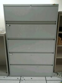 white wooden 4-drawer chest Falls Church, 22042