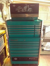 Green and black tool cabinet El Paso, 79924