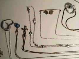 All 925 necklaces