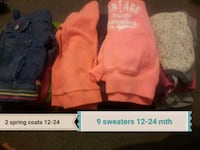 12-24 month girl clothing Welland, L3B 4C5