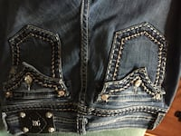 Miss Me skinny jeans size 30 Gurley, 35748
