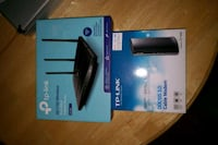 black Netgear N300 wireless router with box Mesa, 85203