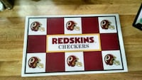 WASHINGTON REDSKINS CHECKERS Thurmont, 21788