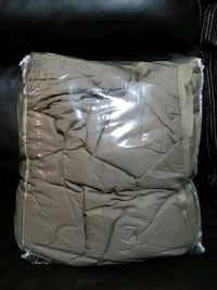 Weighted blanket 20 lbs Olive Green