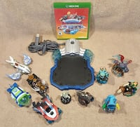 Skylanders Superchargers Game, Portal and Characte