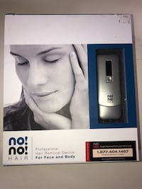 No! No! Professional Laser Hair Removal Device