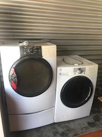 Kennmore eleictric Washer and dryer
