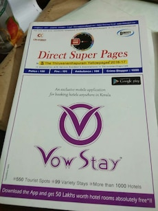 Direct super pages book