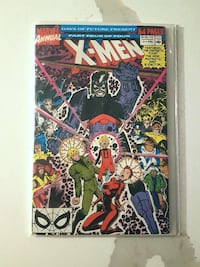 X-Men Annual 14 comic Richmond Hill, L4C 4T1