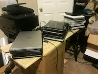 Stacks of laptops 521 mi