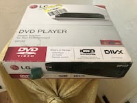 LG DVD still in box  Warrenton, 20186