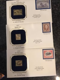 22k stamps... Hagerstown, 21740