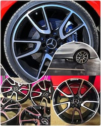 20 inches Mercedes amg rims brand new West Caldwell, 07006