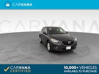 2014 Mazda CX5 suv Touring Sport Utility 4D Gray Brentwood