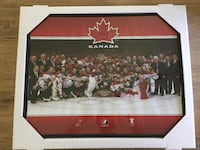 Team Canada Gold Medal Olympic 2010 Vancouver Picture NEW Hamilton, L0R 1W0