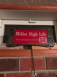 Miller high life Forest Hill