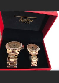 Couple watch set  New York, 11214