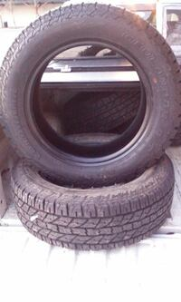 Yokohama  New A/T Tires LT260/60/20R