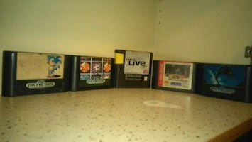 5 SEGA & GENESIS games best offer