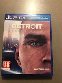 Detroit: Become Human PS4 Oslo, 0585
