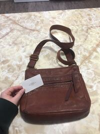 Fossil cross-bag North Bay, P1A 3M8