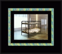 Twin bunkbed frame with mattress Greater Landover, 20784
