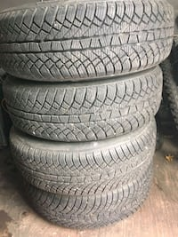 BRAND NEW winter max U1 winter tires with rims Kitchener, N2E 2W6