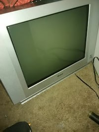 gray and black CRT TV Dayton, 45420