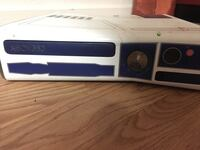 Star Wars Xbox 360 with a face sensor and a new controller Manteca, 95337