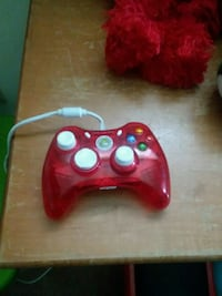 red and white Xbox 360 controller Warwick, 10990