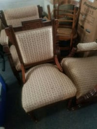 Eastlake Victorian Chairs 3pcs Cleveland, 44111